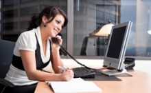 Establish Momentum When it is Time for Phone Prospecting