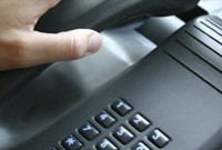 What voicemail script will get the call returned?