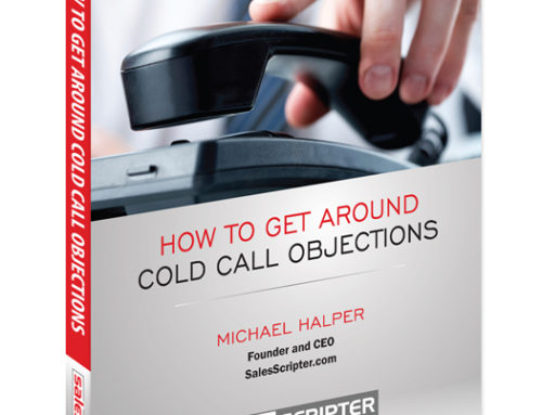 How to Get Around Cold Call Objections Ebook